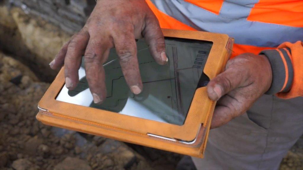 DZM Data - touchpad
