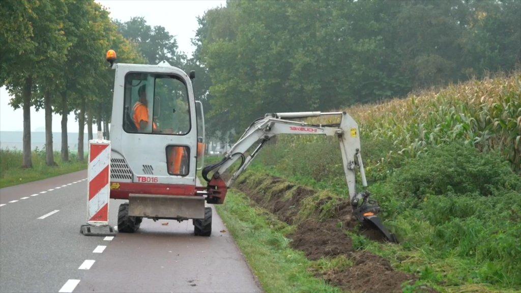 DZM Data - aan het graven